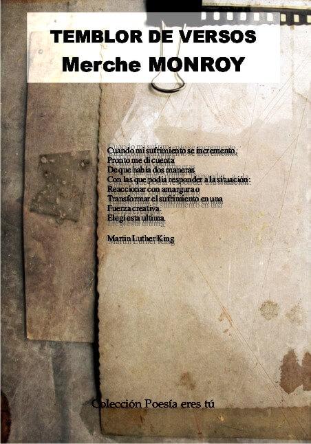 TEMBLOR DE VERSOS - Mercedes MONROY