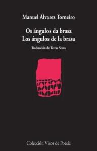 Los ángulos de la brasa libro de poesía